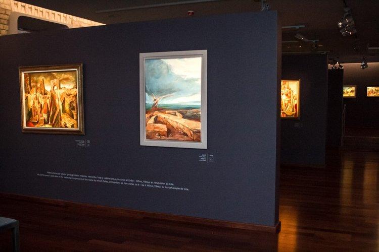 Museum für Samuel Bak