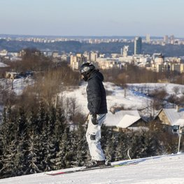 Active Winter Fun at Liepkalnis
