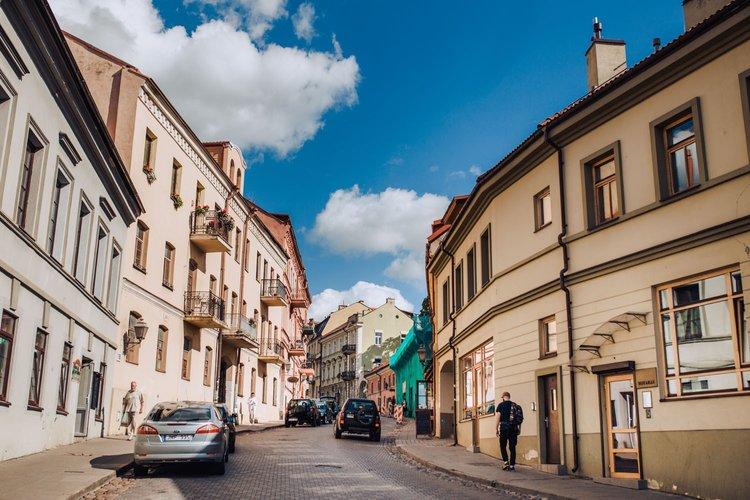 Užupis: The Bohemian District