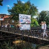 Crossing the Užupis Border
