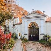 Bernardinų kapinės: rami pasivaikščiojimų vieta