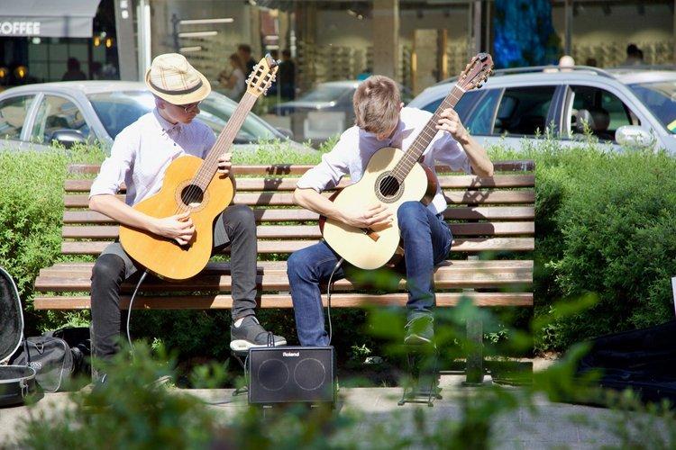 Gatvės muzikos diena