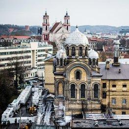 Stranger things season 4 filming wraps in Vilnius, Lithuania