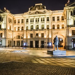 Vilnius: Home of the Last Czars Netflix Miniseries