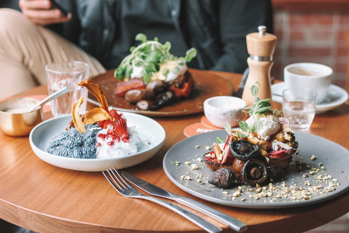 Become a Fan of Long and Lazy Vilnius Brunches