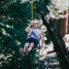 Conquer a Rope Adventure
