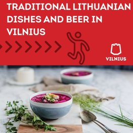 Lithuanian Food and Beer