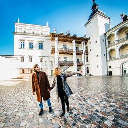 Go on, start your own love story in Vilnius