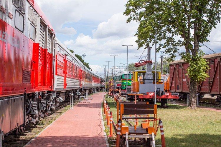 Geležinkelių muziejus