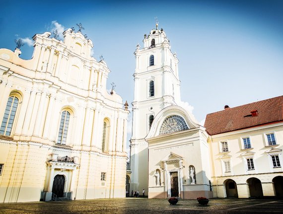 Vilnius is home to some of the country's best universities.