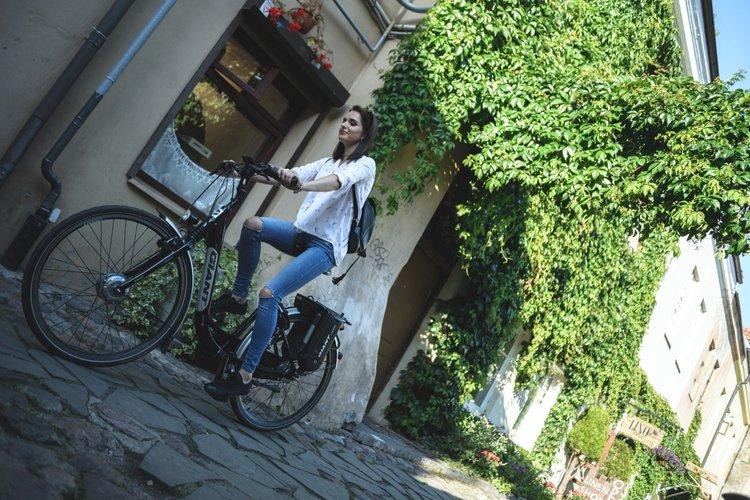 """""""Velo Vilnius"""" dviračių turas """"Vilniaus kontrastai"""""""