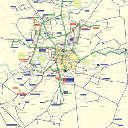 Public Transport Map