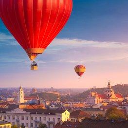 Go Vilnius. Think Fresh (2min33s)