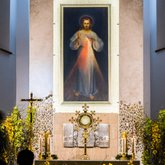 The Shrine of the Divine Mercy