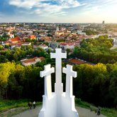 The Hill of Three Crosses