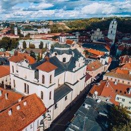 Experience Pilgrimage in Vilnius