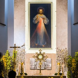 The Shrine of Divine Mercy