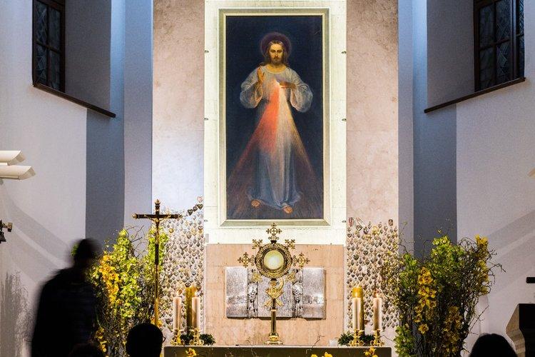 The Shrine of Divine Mercy