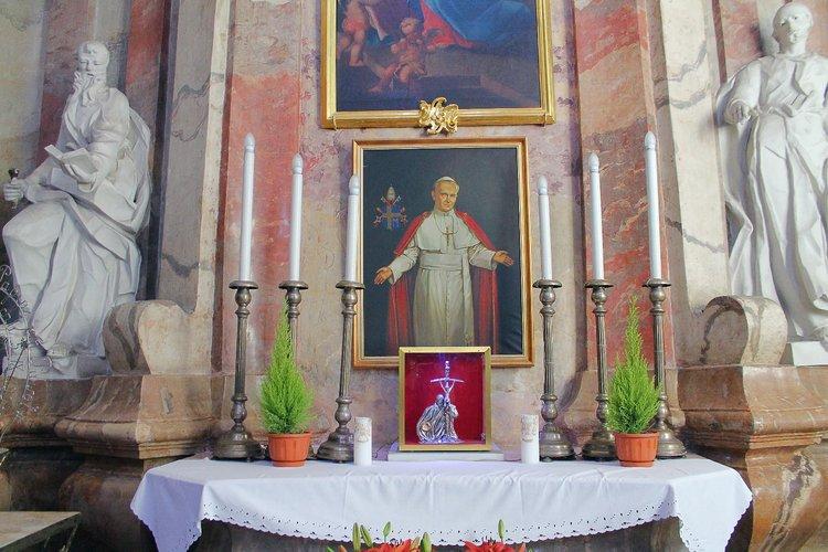 Jono Pauliaus II piligrimų kelias