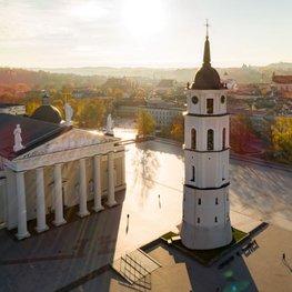 Celebrate Divine Mercy Week where it began – in Vilnius