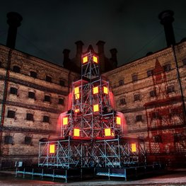 Alternative Christmas in the Capital Will Come to the Old Prison Yard