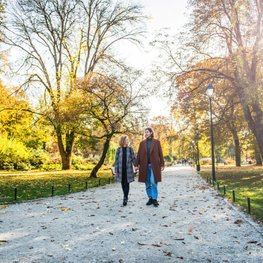 The Beauty of Exploring Vilnius on Foot