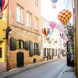 The Glass Quarter of Vilnius: A Hidden Cultural Treasure