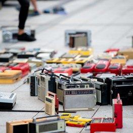 Largest radio installation record has been set in Vilnius