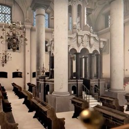 Vilnius Breathes Life into The Great Synagogue of Vilna