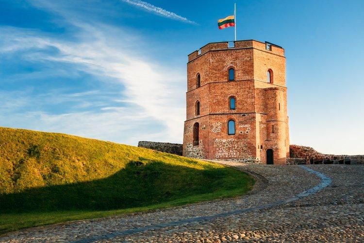 The Gediminas' Tower