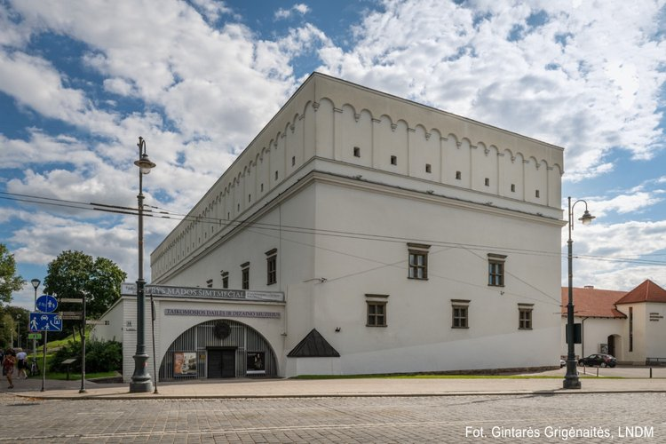 Taikomosios dailės ir dizaino muziejus