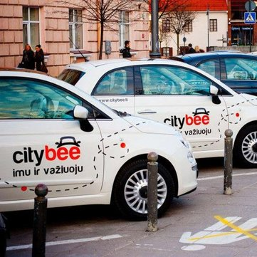 CityBee is here