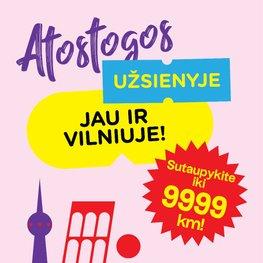 Šią vasarą atostogautojus priims Vilnius: sostinė pavirs skirtingomis šalimis