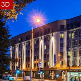 Comfort Hotel LT – Rock'n'Roll Vilnius
