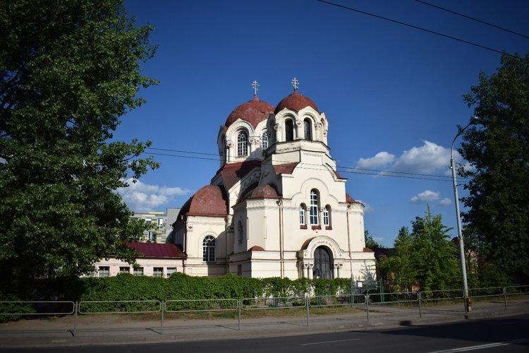 Šv. Arkangelo Mykolo cerkvė