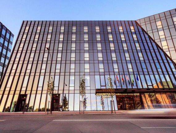 Vilnius Hotels Set to Reopen
