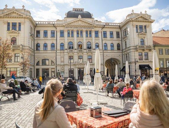 Vilnius Opens up for Europe
