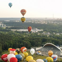 Vilnius is Calling – the Tourist Season Is Open