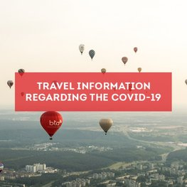 COVID-19: Information for travellers (Updated 2021 04 13)