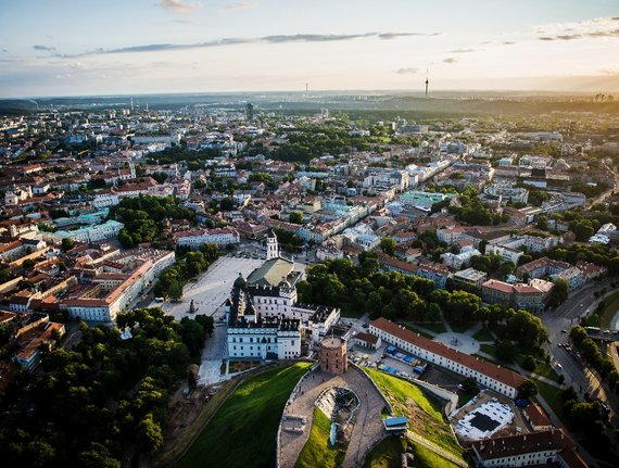 """Go Vilnius"" dokumentai"