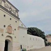 Aušros vartai, Vilniaus gynybinė siena