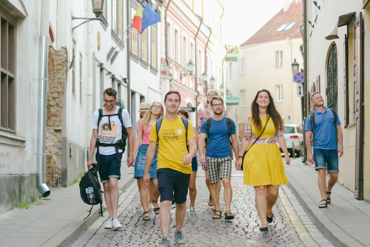 """Soviet Vilnius Tour"" z VILNIUS WITH LOCALS"