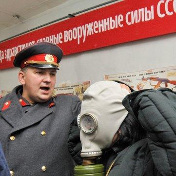 Time Machine to the Soviet Era