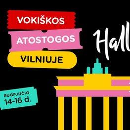 Vokiškos atostogos Vilniuje!