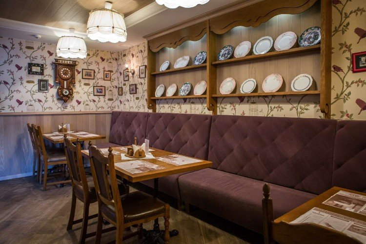 Etno Dvaras Restaurant (Aušros Vartų 2)