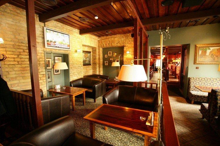 Fortas Restaurant (Algirdo 17)