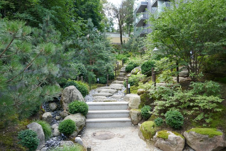 Japoniškas sodas Sei Shin En (Tyros širdies sodas)