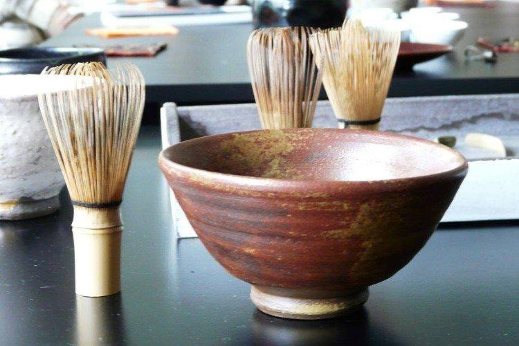 Japoniškos arbatos ruošimo ir gėrimo ceremonija