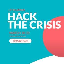 Hack the Crisis Hackathon