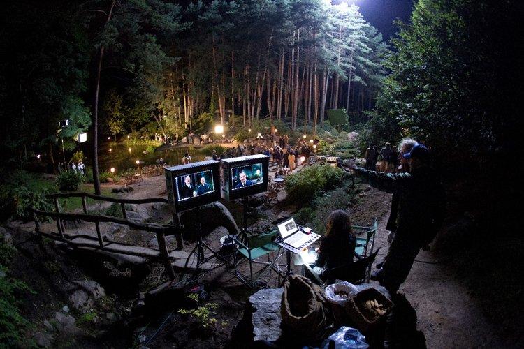 """Kas liko už kadro: miniserialo """"Tokijo teismas"""" (""""Tokyo Trial"""") filmavimas Vilniuje"""